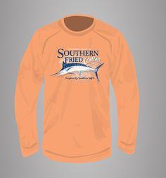 Deep Sea Marlin Crewneck Sweatshirt