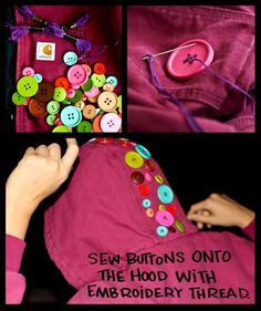 click on photos for slideshow DIY: MAKE YOUR... | Crafted in Carhartt