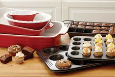 Order high quality cook's tools at STOKES, the largest Canadian Kitchen Store. We have everything you need to serve up cooking and baking essentials. Muffins, Cooking Tools, Bakeware, Dog Bowls, Cookware, Sweets, Baking, Gift Guide, Inspired