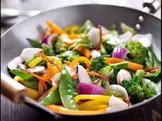THAI FOOD in Wrocław POLAND ! made on the wok,  tajskie jedzenie w ful...