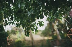 Get Back To Nature With This Earthy, SoCal Wedding #refinery29