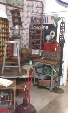MY ANTIQUE SHOP