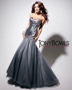 Tony Bowls Evenings Style TBE11344 now in stock at Bri'Zan Couture, www.brizancouture.com