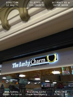 Y not name agency as Lucky Charm to sell Lottery Tickets   Gambling Lottery Luck Sydney