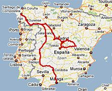 De mooiste routes! Spanjecamper heeft voor u de mooiste routes uitgezocht voor een geslaagde Fly & Drive! Noord, Zuid en Centraal Spanje, Portugal en Marokko, keuze genoeg! Leest u ze eens rus…