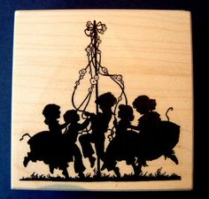 May Pole Dance-Got this at home!