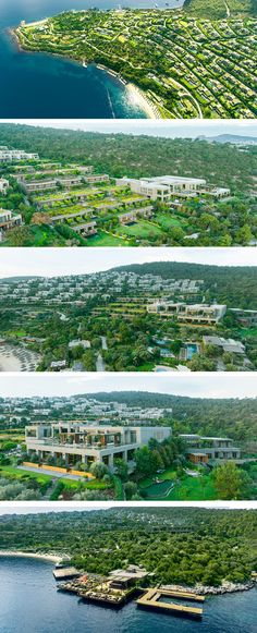 Mandarin Oriental Hotel and Residences Bodrum Oriental Hotel, Mandarin Oriental, Golf Courses, Architecture, Arquitetura, Architecture Design