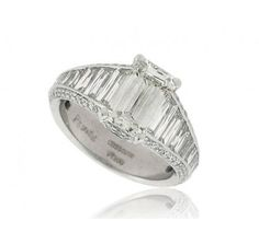Just in! The Award winning Christopher Designs CrissCut Diamond rings. This specialty cut diamond will give you more bang for your buck with spectacular brilliance. These are very hard to come by and we just received a long awaited shipment. If you have been looking to replace an old engagement ring or starting fresh you need to give this ring a look.