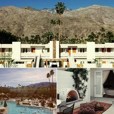 California Dreaming! The Best Design Hotels in Palm Springs