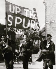 Up The Spurs Tottenham Hotspur Football, London Pride, Spurs Fans, White Hart Lane, Harry Kane, Football Is Life, North London, Great Britain, Time Travel