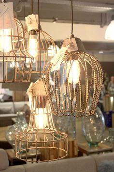 Draadlampen Pronto Wonen#prontowonen#droomwoonkamer