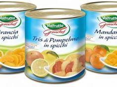 Valfrutta Granchef, il nuovo modo di gustare gli agrumi #sanomangiare