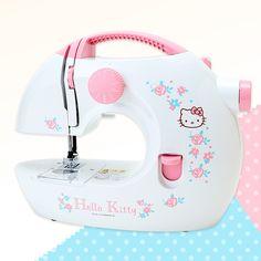 Hello Kitty sewing machine