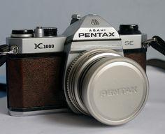 Pentax k1000 se
