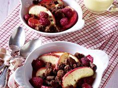 Desserts mit Äpfeln - die besten Rezepte