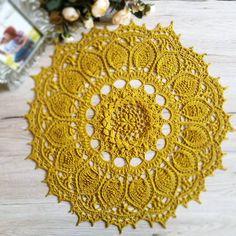 Items similar to Antique Linens - Vintage Doily - Table Topper - Hand Crocheted Doily - White Lace - Pinwheel Pattern - Large Doily Mat - Wedding Lace Doily on Etsy Lace Doilies, Crochet Doilies, Hand Crochet, Cosy Decor, Tablecloth, Lace Weddings, Wedding Lace, Practical Gifts, Handmade Home Decor