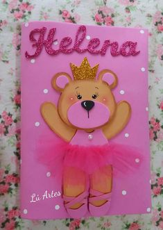 Foam Crafts, Diy And Crafts, Decorate Notebook, Graduation Decorations, Notebook Covers, Felt Diy, Preschool, Dolls, Antiques