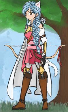 User blog:DuchessDynamite/Nekoette~Tan As an Adult - Aphmau Wiki ...