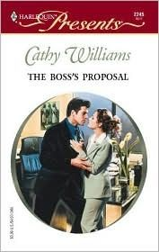 The Boss's Proposal Cathy Williams