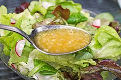 Salat - Sauce - Another! Salad Dressing Recipes, Salad Recipes, Sauce Tartare, Chef Salad, Salad Sauce, Paleo Diet Plan, Side Recipes, Food Pictures, Fruits And Veggies