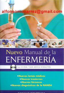 LIBROS: NUEVO MANUAL DE LA ENFERMERÍA 1 Tomo y 1 CD-ROM / ...