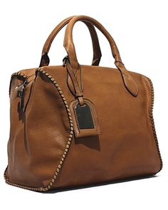 Vegan Cathy Overstitch Tote Bag - amazingly soft and squishy new #veganbag http://www.fashion-conscience.com/new/new-arrivals-bags/vegan-cathy-overstitch-tote-bag.html