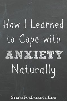 This story will give you hope and it's a must read if you battle anxiety. Love the simple tips which you can start today.