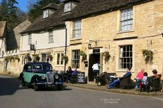Castle Combe=England