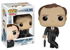 Pop! TV: Sherlock - Mycroft Holmes