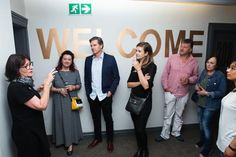 On a warm spring evening on Thursday 27 October, guests gathered on the rooftop of Cape Town's Grand Daddy Hotel for a sold-out VISI Great Spaces tour.