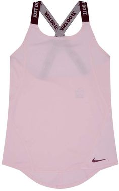 designer clothing, luxury gifts and fashion accessories Nike Dry Slogan Träger Tanktop Running Tank Tops, Nike Tank Tops, Athletic Tank Tops, Nike Outfits, Sport Outfits, Looks Academia, Cute Workout Outfits, Tennis Fashion, Athletic Fashion