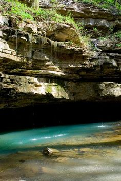 Day 8:  River Styx from the outside at Mammoth Cave National Park, Kentucky