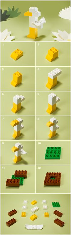 Make a special delivery with the LEGO® DUPLO® DIY stork - Articles - Family LEGO.com