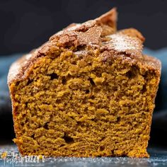 Easy Pumpkin Bread is a no-fail quick bread that has a simple pumpkin flavor. This easy pumpkin recipe makes two loaves so you can give one for a gift! Cinnamon Recipes, Pumpkin Recipes, Baking Recipes, Pumpkin Deserts, Fun Recipes, Sweets Recipes, Cinnamon Rolls, Recipe Ideas, Pumpkin Loaf