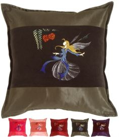 Pillow Decor - Fairy Pillows Mirabelle