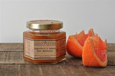 Grapefruit & Smoked Salt Marmalade