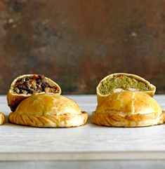 Empanadas Peruanas- I love how stuffed these are, yum!!