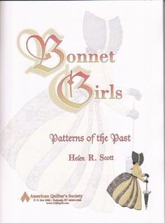 Bonnet Girls Book