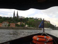 Praha - přívoz