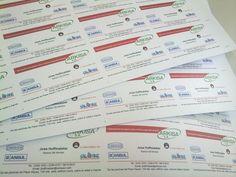 Todo en impresión de tarjetas de  presentación, cunsulte por nuestra línea de papeles especiales!
