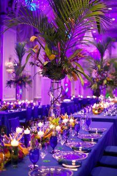 Brazilian Carnival Themed Wedding Reception Ideas l African Wedding Theme, Wedding Themes, Wedding Designs, Wedding Decorations, Wedding Ideas, African Theme, Carnival Themed Party, Carnival Wedding, Rio Carnival
