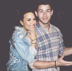 Demi Lovato & Nick Jonas