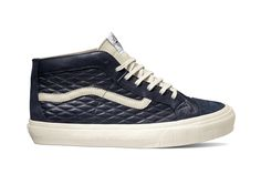 DO I REALLY WANT TO BUY VANS? Image of Taka Hayashi x Vault by Vans 2014 Holiday TH Sk8 Mid Skool LX