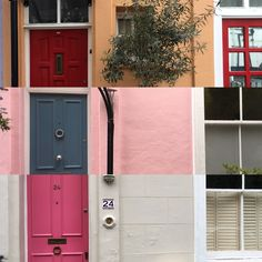 Colorize life in Notting Hill