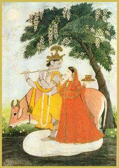 kangra paintings - Google Search