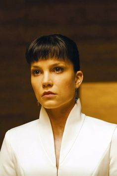 This Is the Actress Behind Blade Runner's Terrifyingly Calm Villain, Luv