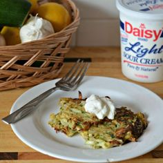 Sweet Potato Zucchini Latkes - quick and simple meal!