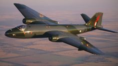 English Electric Canberra bomber.