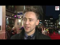 Tom Hiddleston Interview - UNICEF Inspiration - not only is he an excellent actor, he puts others first by being a part of UNICEF.