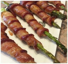 Appetizer Idea: Bacon Wrapped Asparagus I'm in the middle of planning lots of back yard bbq parties this summer and the first thing that comes to mind is a perfect appetizer idea is my Bacon Wrapped Asparagus! Every time I make this, I never have any left over. No one ever complains about eating their […]
